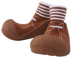 baby feet brown
