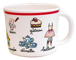 ラシェーズロング マグカップ